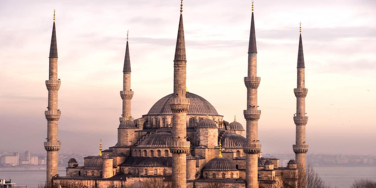 La Mosquée Bleue - Istanbul - Turquie