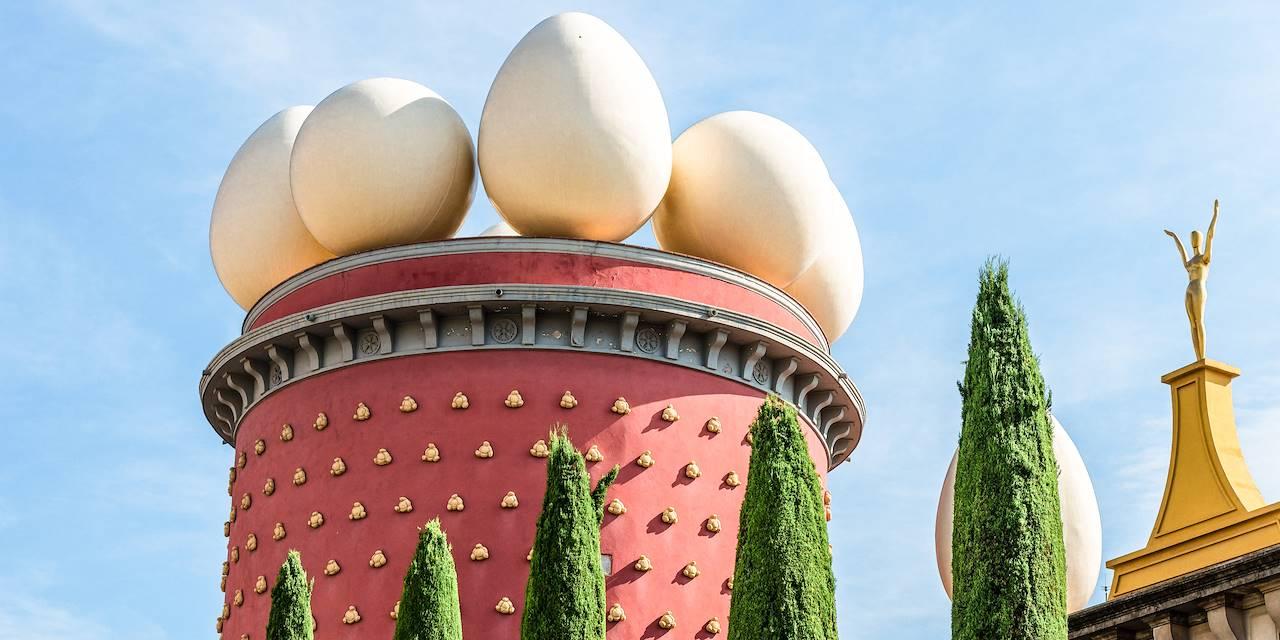 Musée Dali à Figueres - Catalogne - Espagne