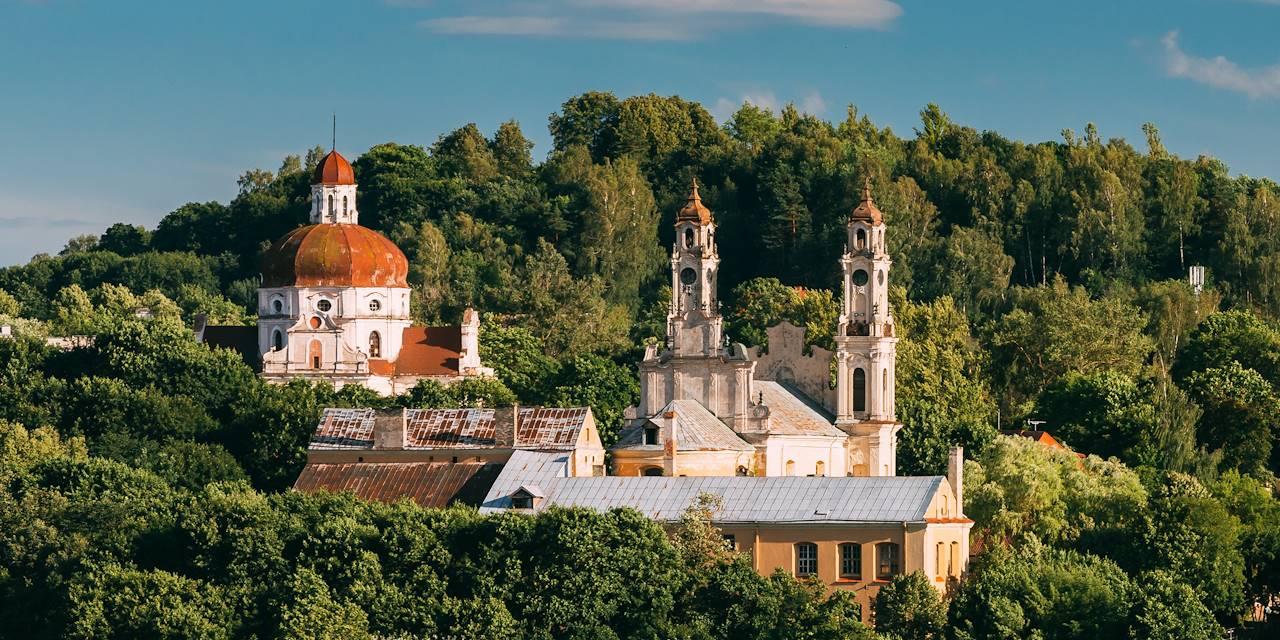 Églises du Sacré-Cœur-de-Jésus et de l'Ascension - Vilnius - Lituanie
