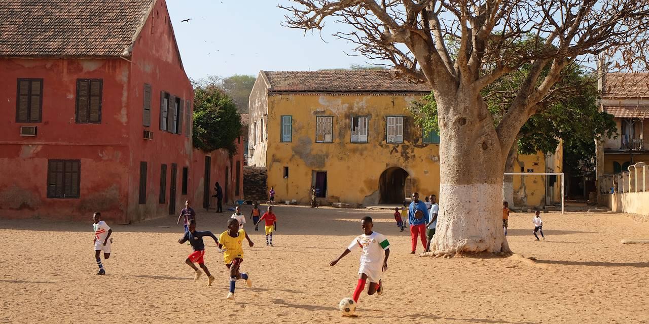 Ile de Gorée - Baie de Dakar - Sénégal