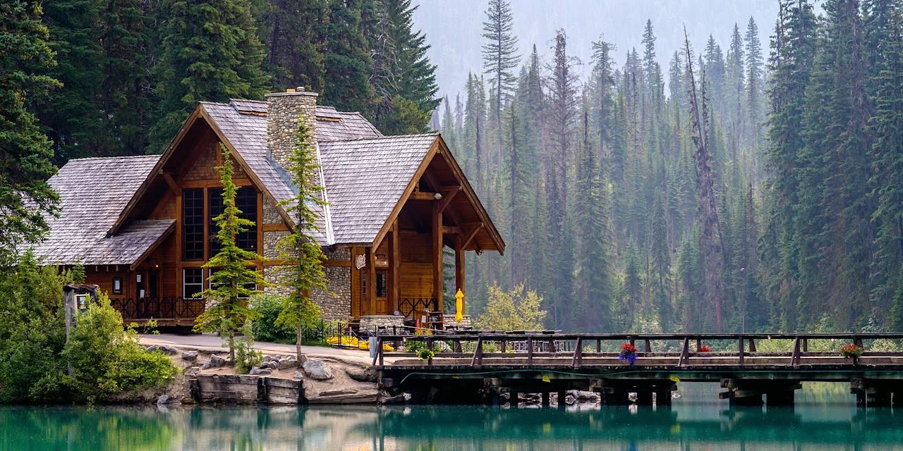 Lac Émeraude - Colombie-Britannique - Canada
