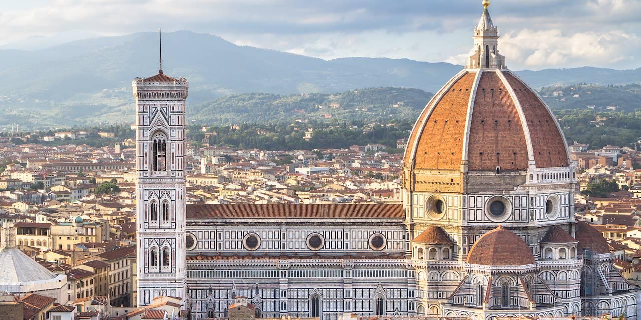 Cathédrale Santa Maria del Fiore - Florence - Toscane