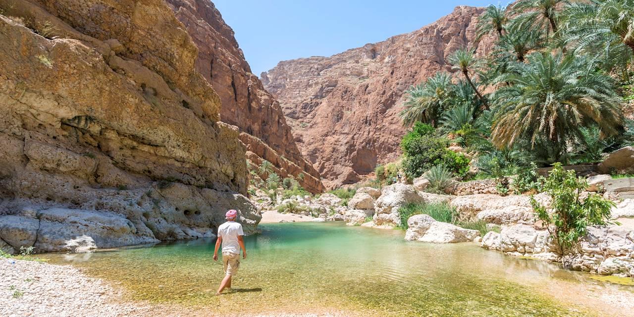 Wadi Shab - Ash Sharqiyah - Oman