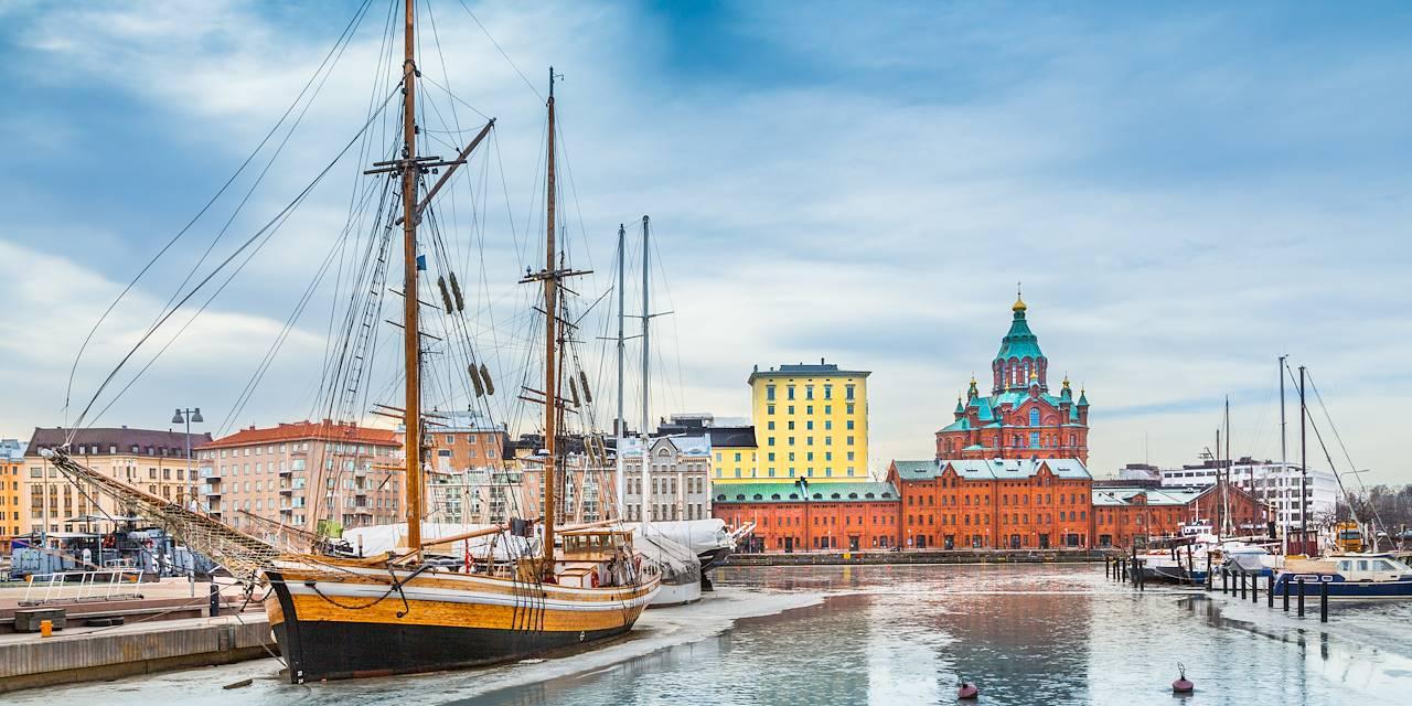 Port de Helsinki - Finlande
