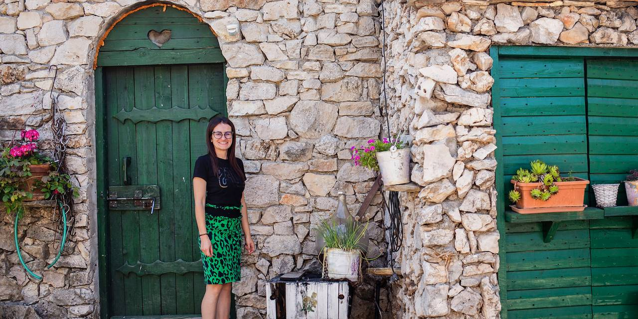 Agriturisme Kalpic - Lozovac - Croatie