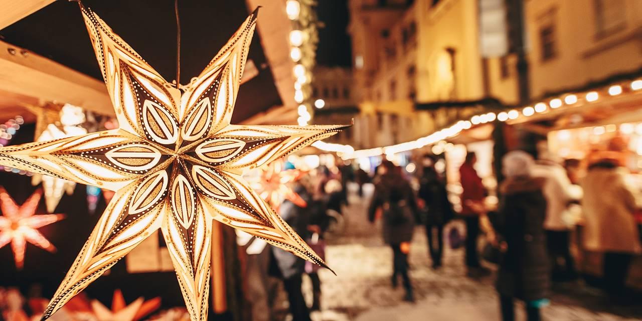Marché de Noël à Vienne - Autriche