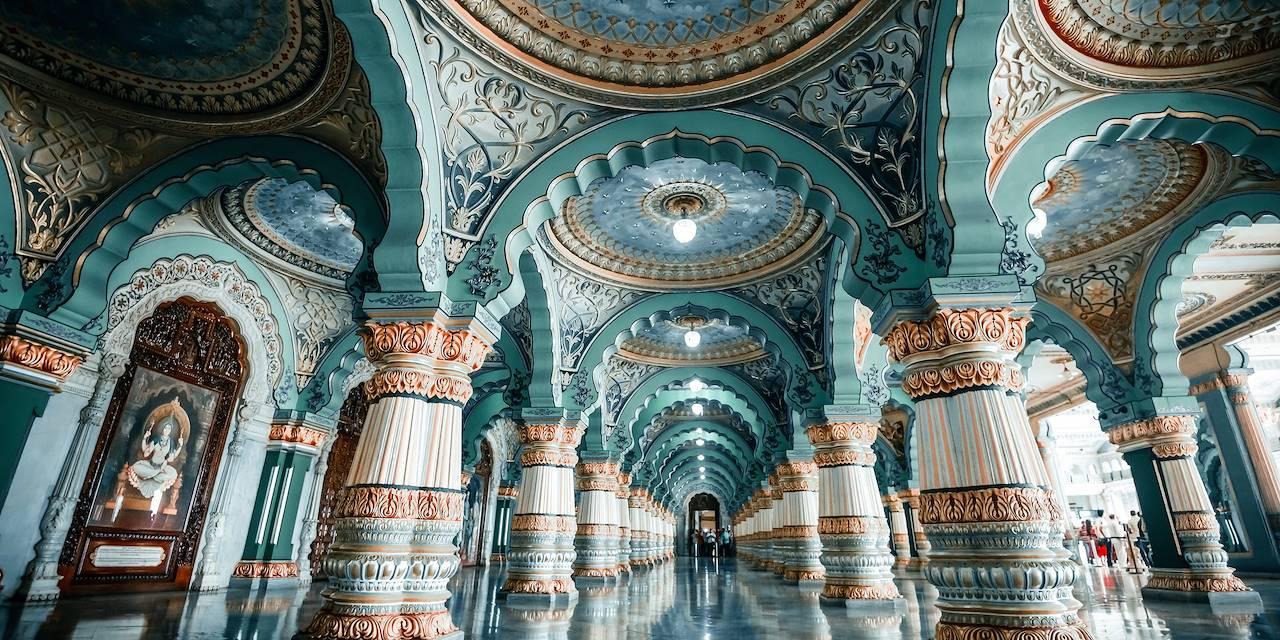 Palace de Mysore - Etat de Karnataka - Inde