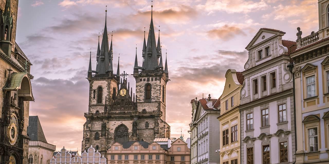 Église de Notre-Dame du Týn - Prague - République tchèque
