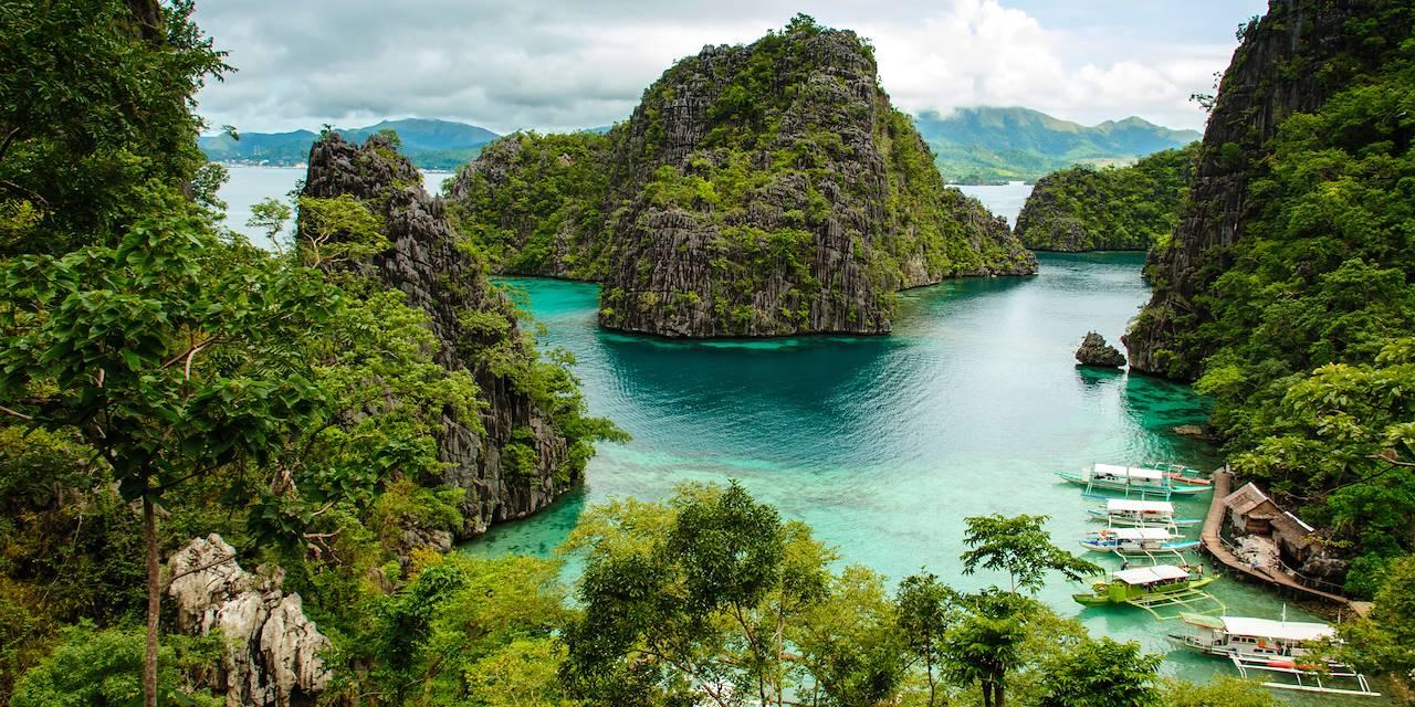 Kayangan Lake - Ile de Coron - Palawan - Philippines