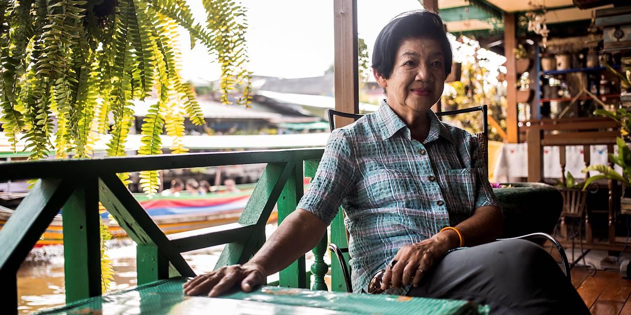 Maison d'hôtes à Bangkok - Thaïlande