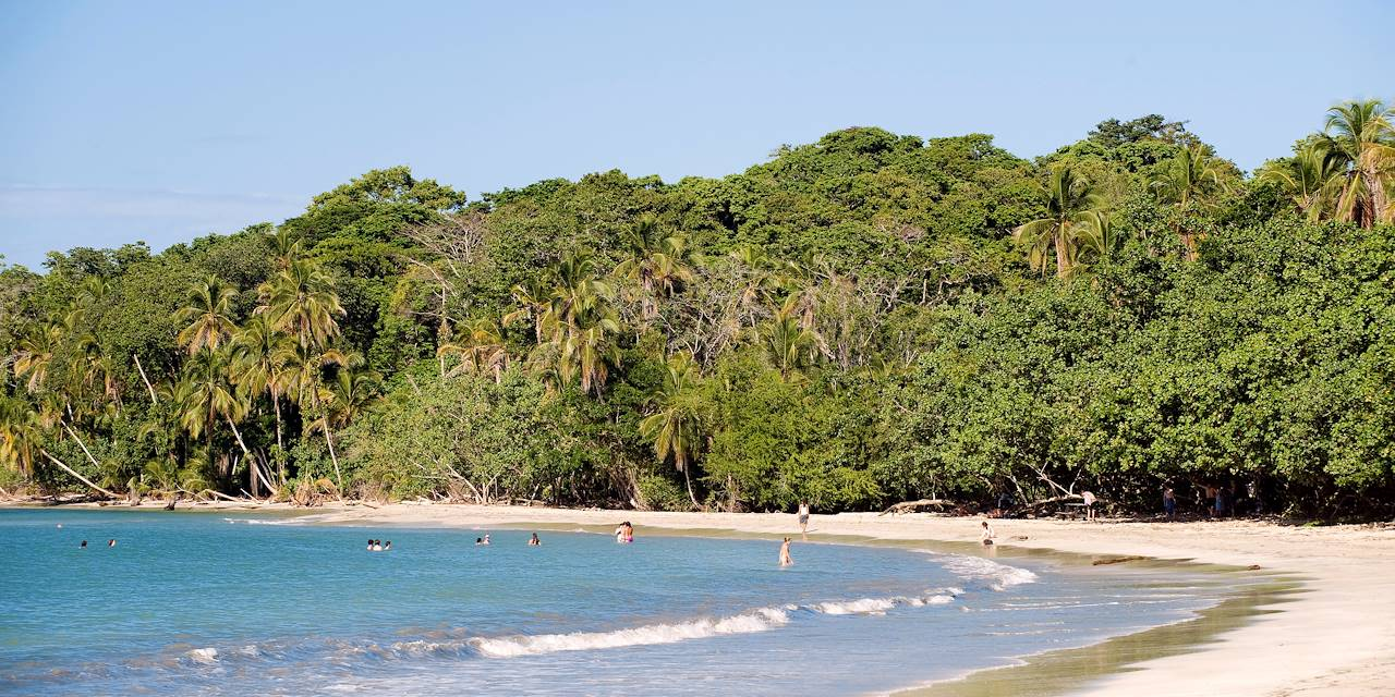 Parc national de Cahuita, Province de Limon - Costa Rica
