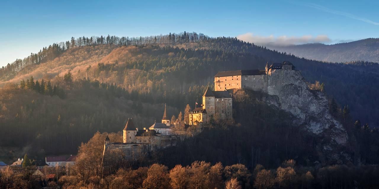 Château d'Orava - Slovaquie