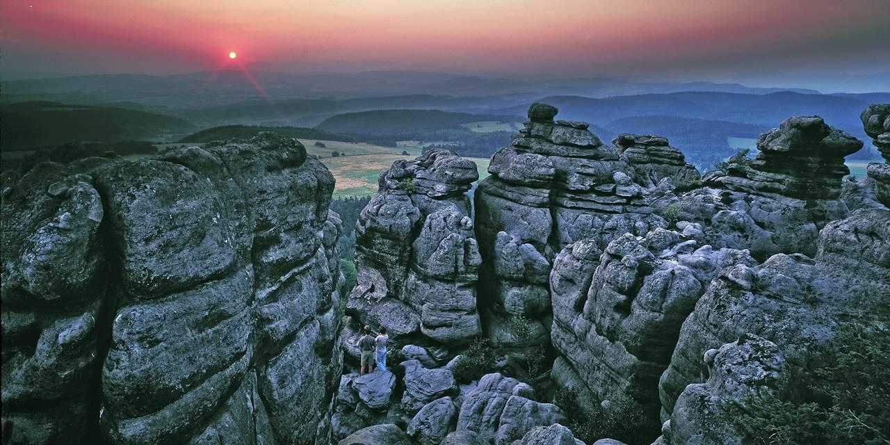 Massif de Karkonosze - Sudètes - Pologne