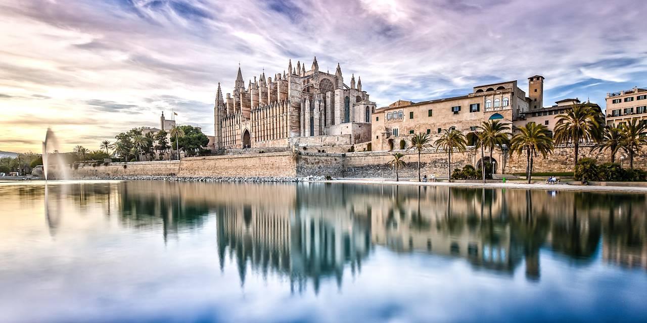 Cathédrale de La Seu - Palma de Majorque - Les Baléares