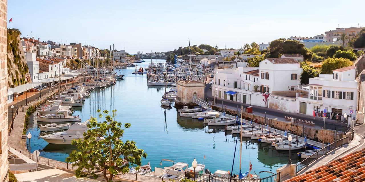 Ciutadella - Minorque - Les Baléares - Espagne