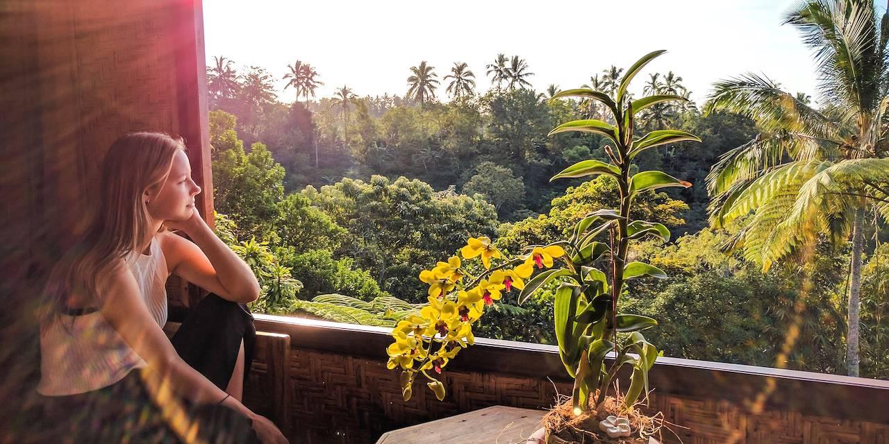 Écolodge à proximité du mont Batukaru - Bali- Indonésie