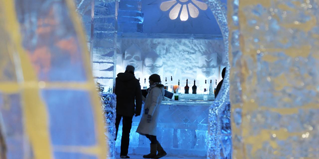 Hotel de Glace - Charlesbourg - Canada