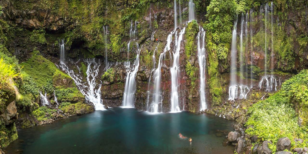 Cascade Langevin - Saint Joseph - La Réunion