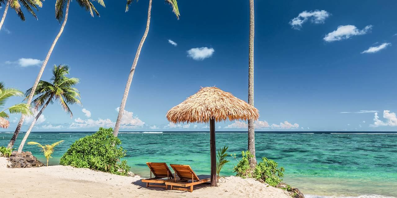 Voyage de noces dans l'Archipel des Samoa