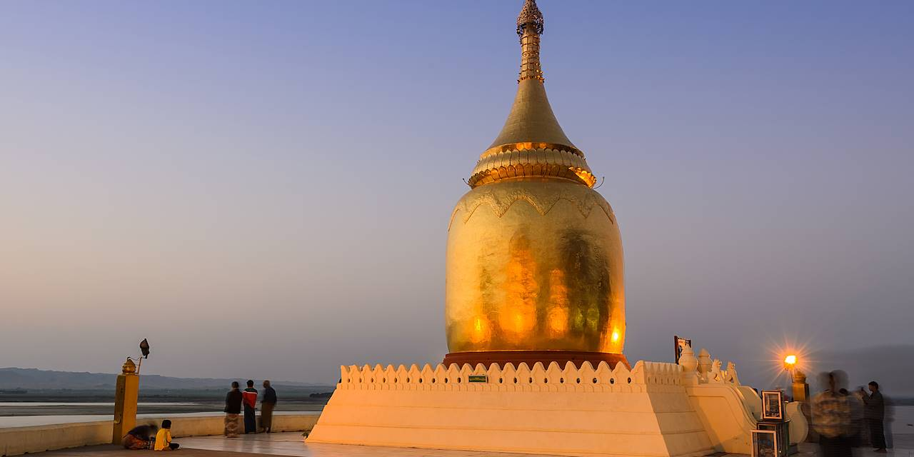 Pagode Bupaya - Bagan - Birmanie