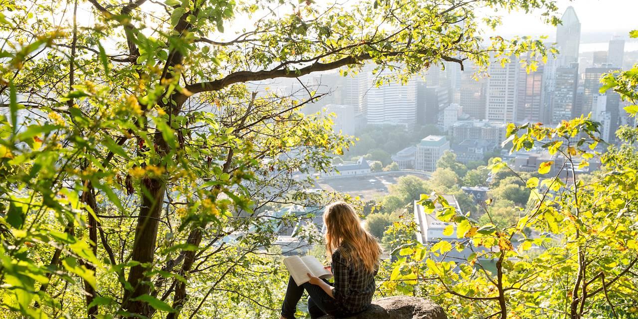 Parc du Mont-Royal - Montréal - Québec - Canada