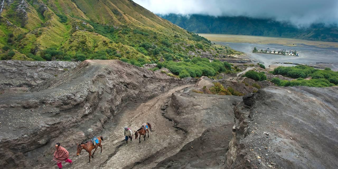 Parc national Bromo-Tengger-Semeru - Île de Java - Indonésie