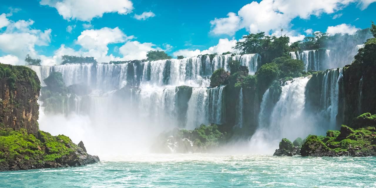 Chutes d'Iguaçu - Parc national de l'Iguaçu - Brésil