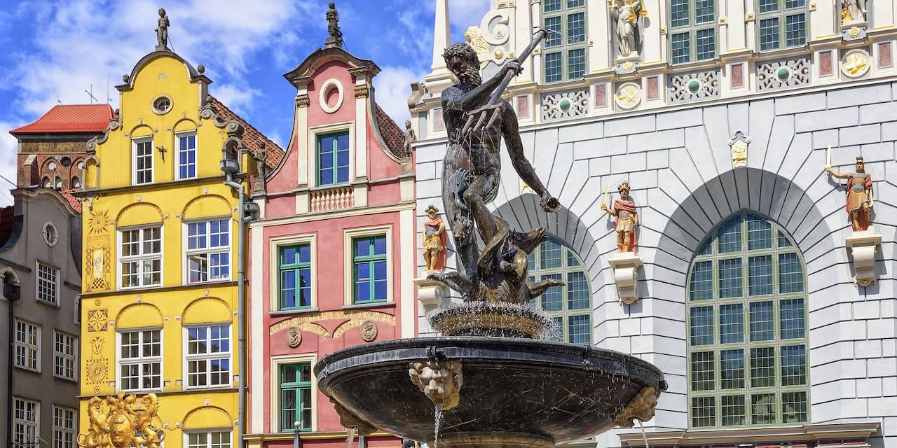Gdansk - Voïvodie de Poméranie - Pologne