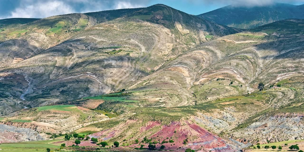 Cratère de Maragua - Département de Chuquisaca - Bolivie
