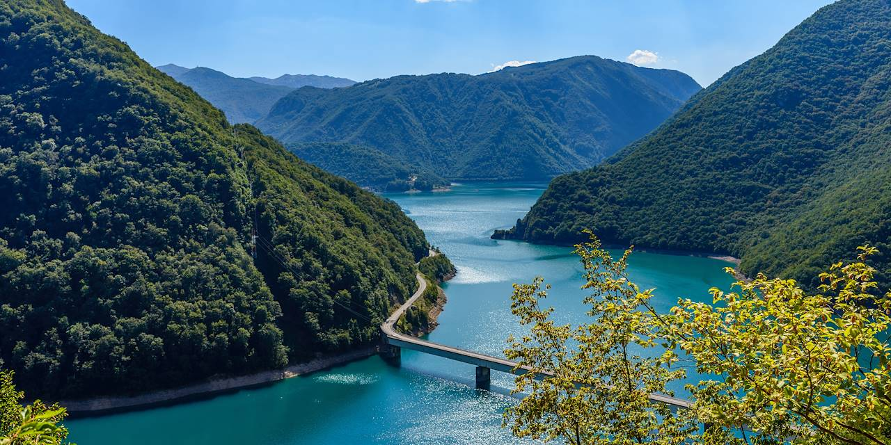 Rivière Piva - Montenegro