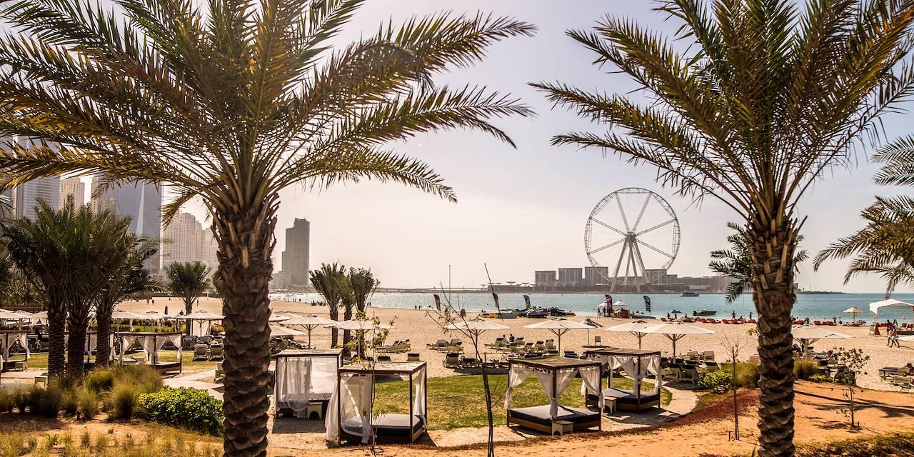 Le quartier de la Marina - Dubaï - Emirats Arabes Unis