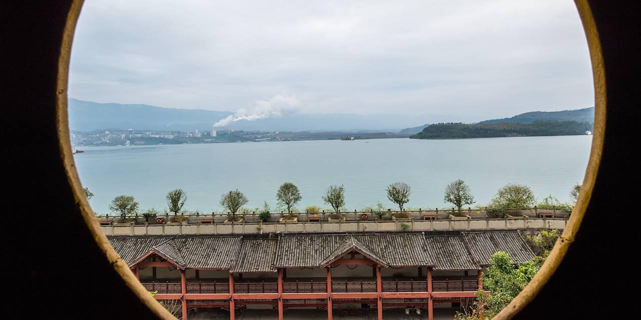 Pagode Shibaozhai - Xian de Zhong - Chine