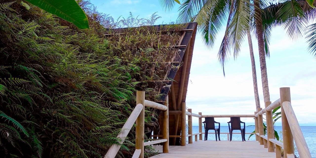 Lodge à Nuqui - Département de Choco - Colombie