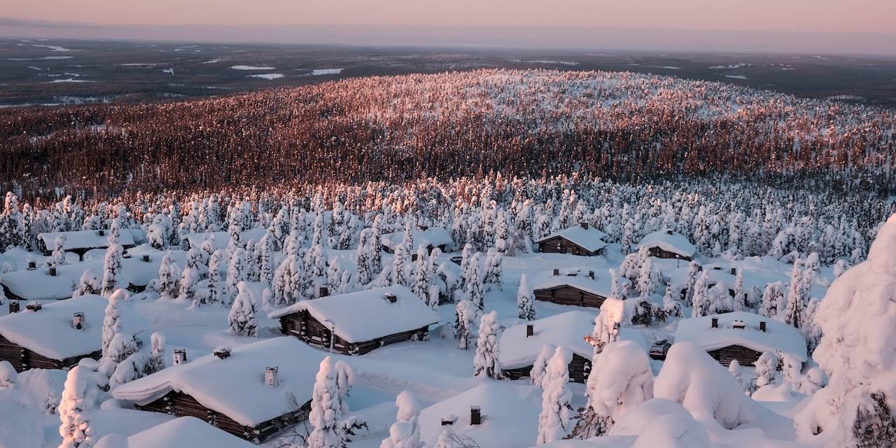 Hotel Iso Syote - Syote - Laponie - Finlande