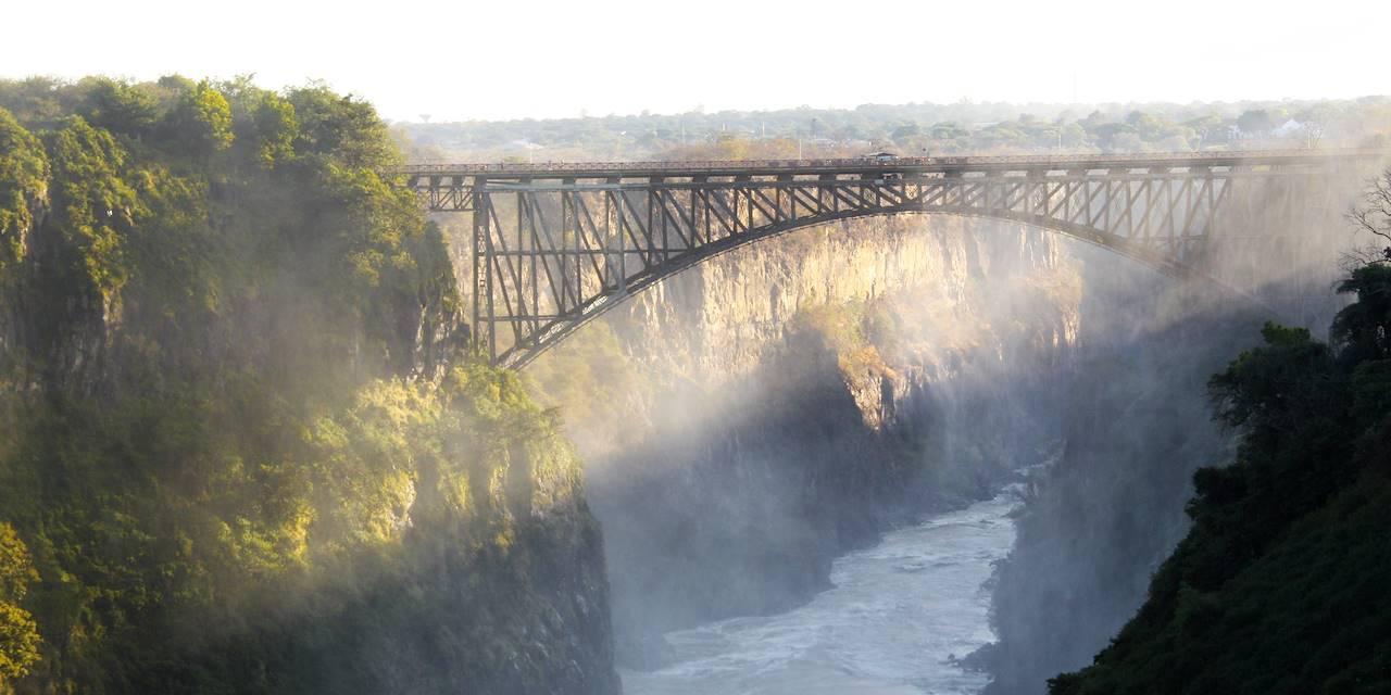 Victoria Falls - Province du Matabeleland Nord - Zimbabwe