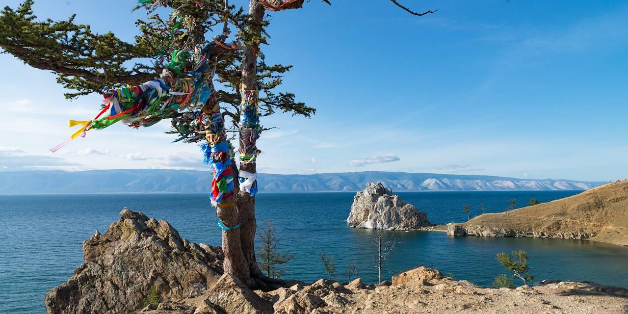 Île d'Olkhon - Russie