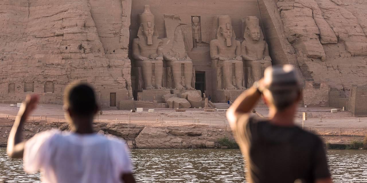 Croisière sur le lac Nasser - Egypte