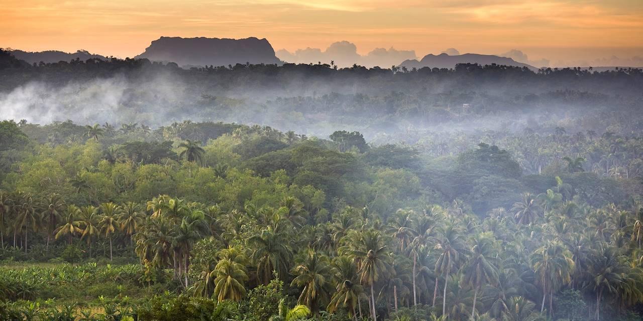 Vue de El Yunque - Baracoa - Province de Guantanamo - Cuba