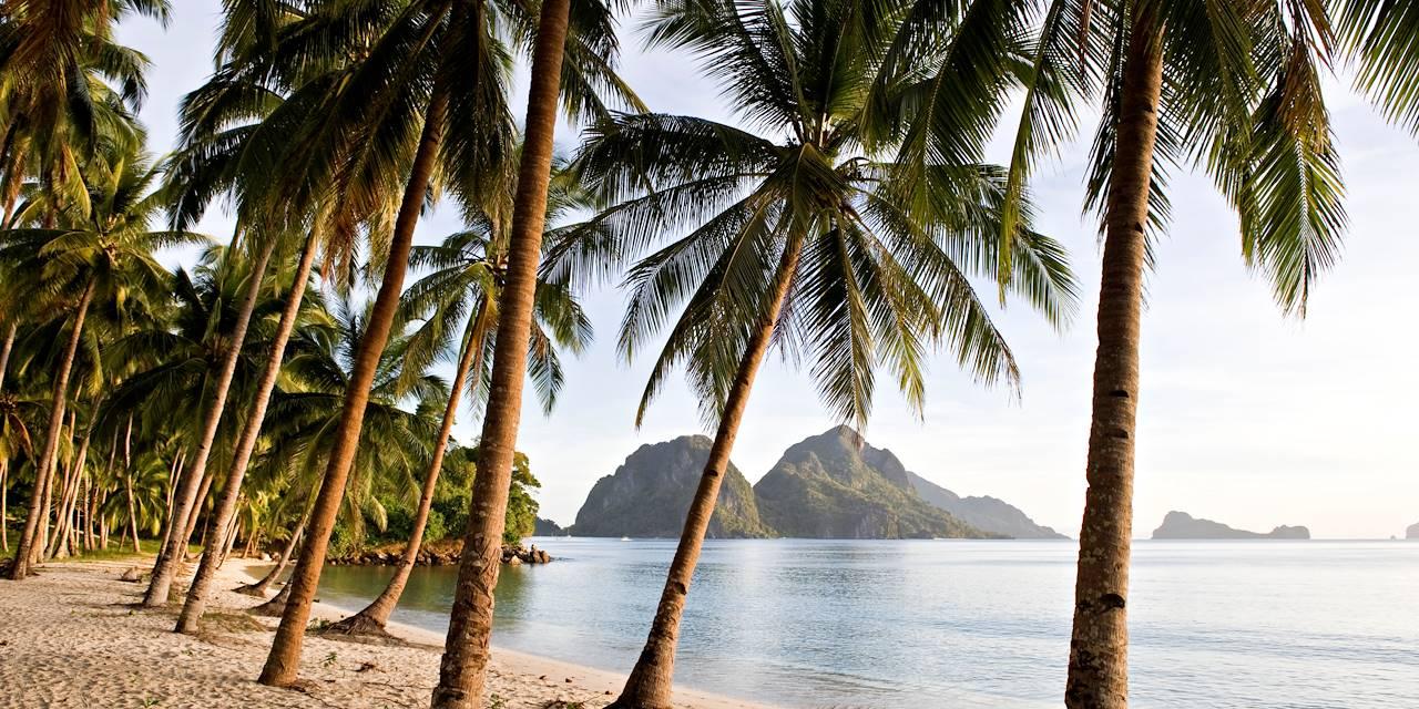 Baie de Corong Corong - El Nido - Ile de Palawan - Philippines