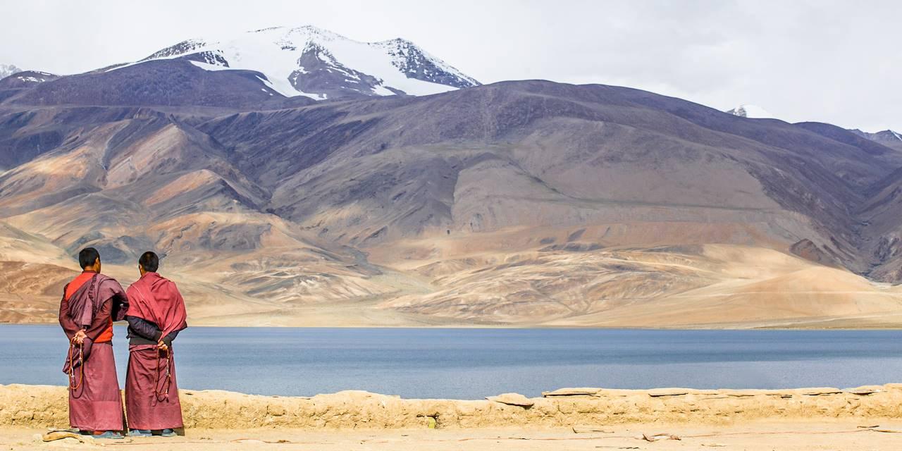 Lac Tsomoriri - Plateau du Changtang - Ladakh - Inde