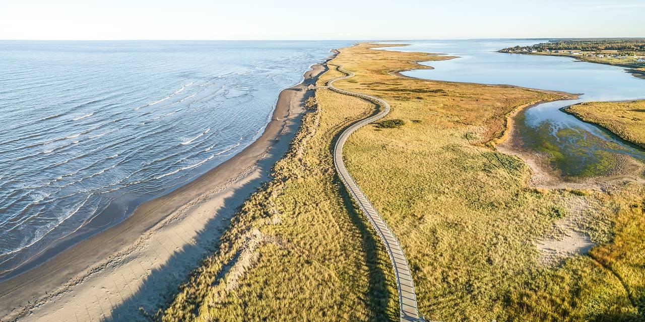 Dune de Bouctouche - Nouveau-Brunswick - Canada