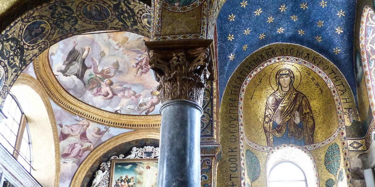 Eglise de la Martorana - Palerme - Sicile - Italie