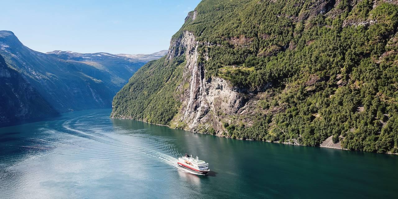Croisière à bord de l'Express Côtier - Norvège