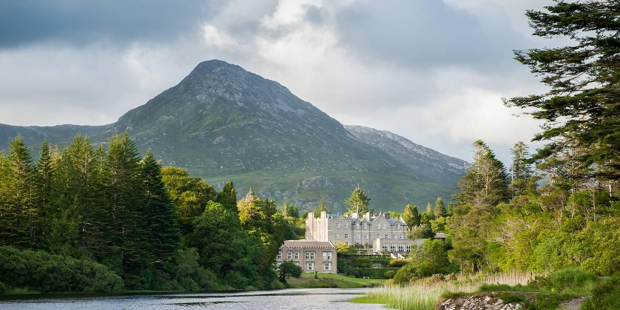 Ballynahinch Castle Hotel - Connemara - Comté de Galway - Irlande