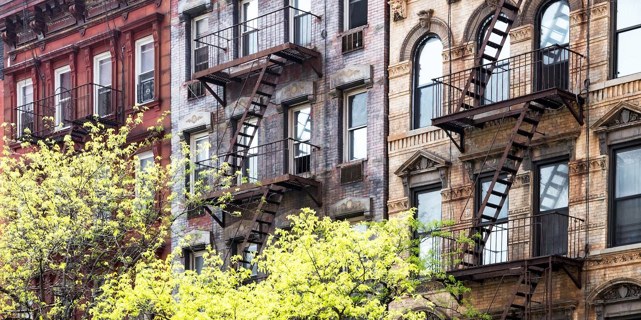 East Village - New-York - Etats-Unis