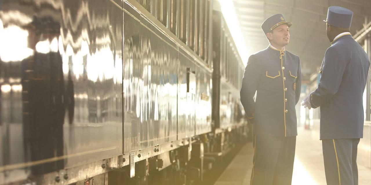 Train Venice Simplon Orient Express - Venise -  Italie