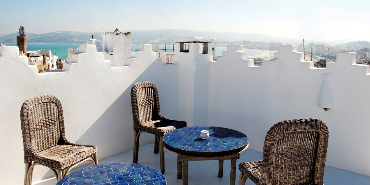 Maison d'hôtes à Tanger - Maroc