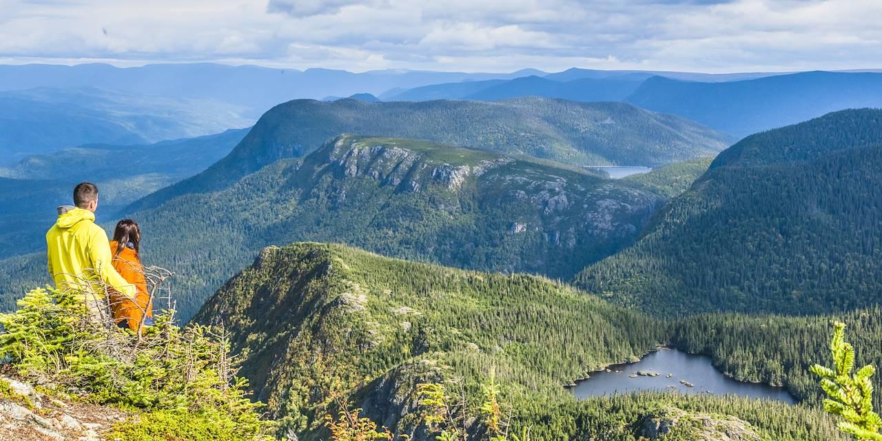 Mont Chic-Chocs - Parc national de la Gaspésie - Canada