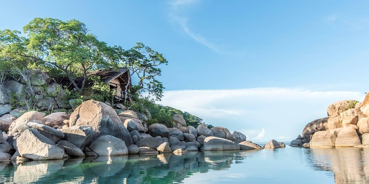 Mumbo Island Camp - Lac Malawi - Malawi