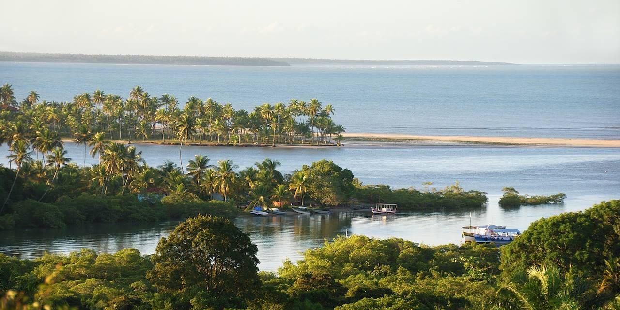 Rio do inferno - Etat de Bahia - Brésil